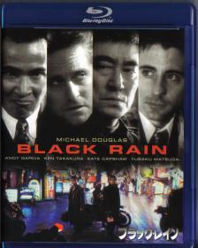 Blu-ray BLACK RAIN -1