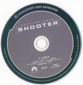 Blu-ray Shooter Disc