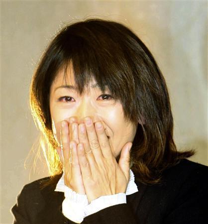高橋尚子ちゃんにクリオを贈りたい(笑)