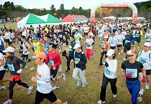 奈良 春日大仏マラソン