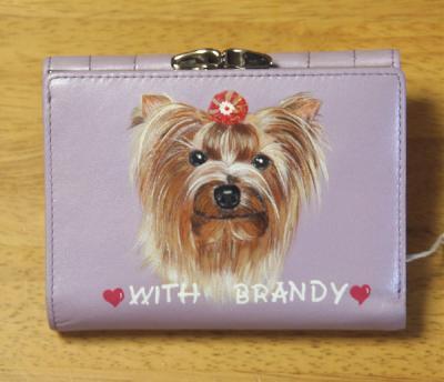 ブランディちゃんお財布