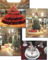 リーガロイヤルのクリスマス