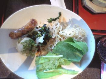 燦のお料理②