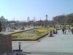 天王寺公園②