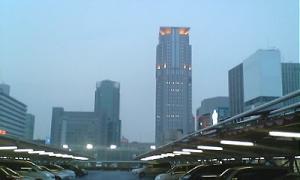 梅田ビル街