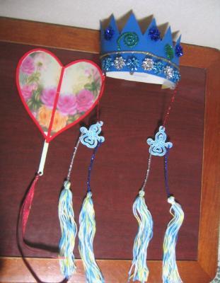 楊貴妃の小道具