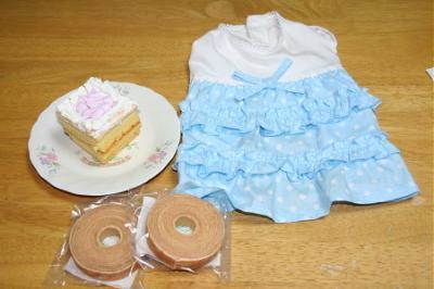 クッキーへの誕生日プレゼント♪