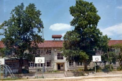 懐かしの校舎