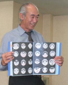 松井社長様自ら、色々説明していただきました