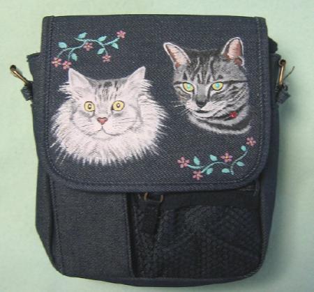 ネコちゃんのバッグ