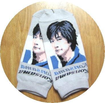 クォン・サンウ靴下