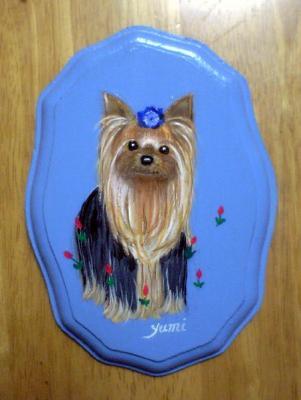 yumiさんの初期の絵です