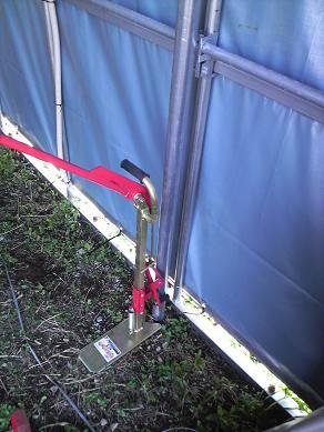 テントの危機7