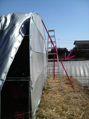 テントの危機6