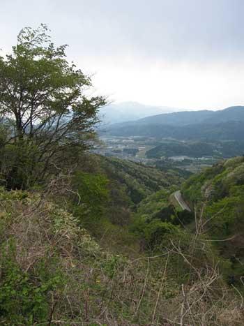 関ヶ原の町