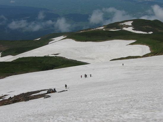 登山者たち