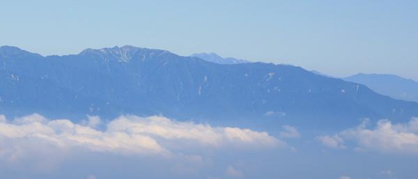 木曽駒ケ岳