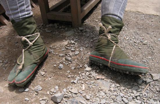 特製の足袋