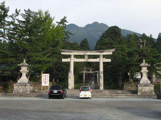 岩木山神社前