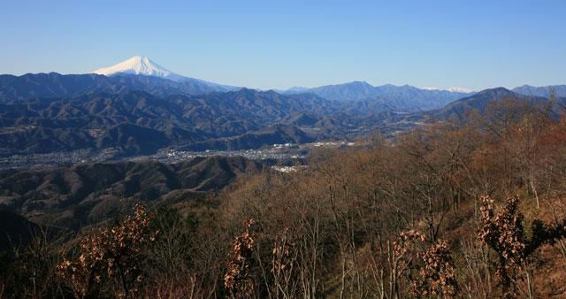 富士と南ア