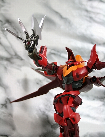 ROBOT魂  紅蓮可翔式4