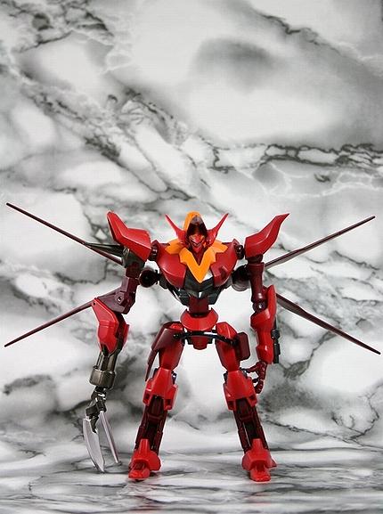 ROBOT魂  紅蓮可翔式1