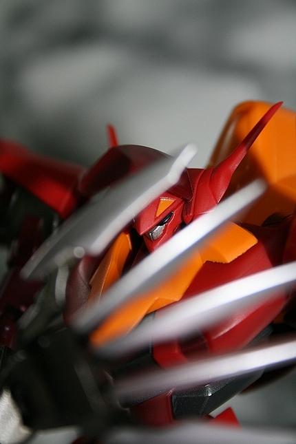 ROBOT魂  紅蓮可翔式7