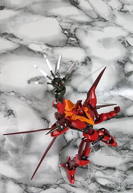 ROBOT魂  紅蓮可翔式8