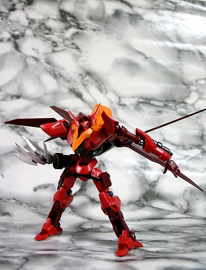 ROBOT魂  紅蓮可翔式10