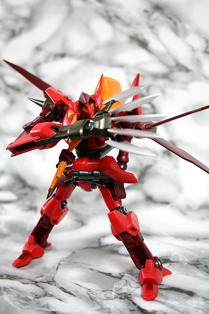 ROBOT魂  紅蓮可翔式12