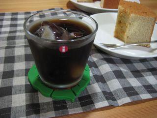 アイスコーヒーと『メープルシフォン』