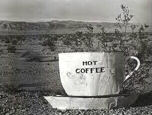 「ホット・コーヒー」