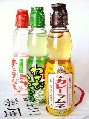 木村飲料--カレーラムネ。