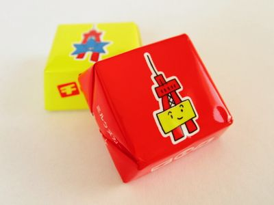 チロルチョコ--幻のレアチロル 福袋。