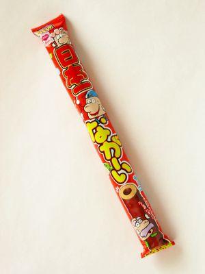 リスカ--日本一なが~いチョコ。
