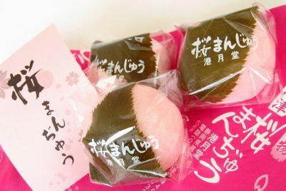 河津桜まつりの、おいしいお土産。
