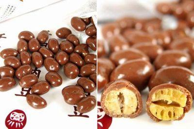 だるま食品--チョコ納豆。