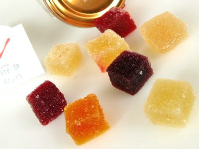 Romi-Unie Confiture--Pate de Fruits。