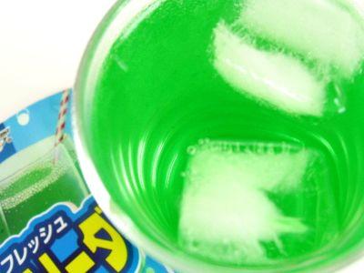 松山製菓--フレッシュソーダ。