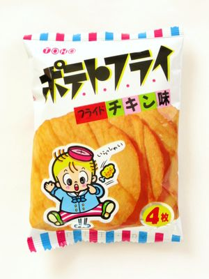 TOHO--ポテトフライ フライドチキン味。