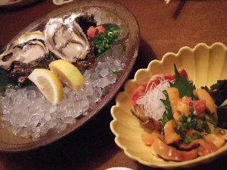 岩牡蠣ウマー
