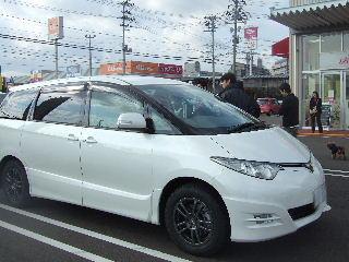 モコ家の新車