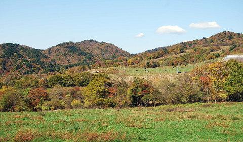面ノ木峠の風景2