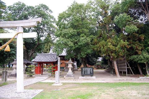 阿知波神社