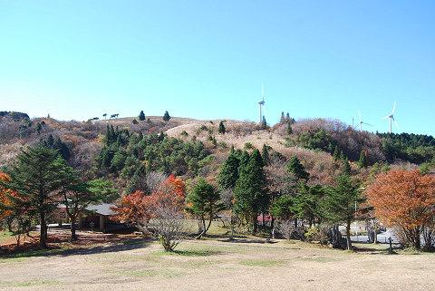 面ノ木の風車