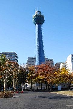 横浜のシンボルタワー