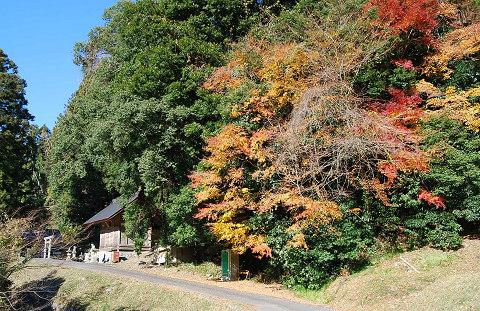 木和田神社の風景2