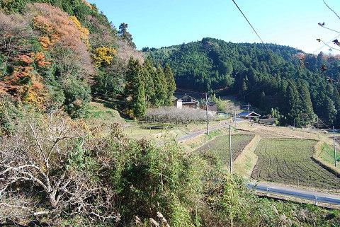 木和田集落の風景3