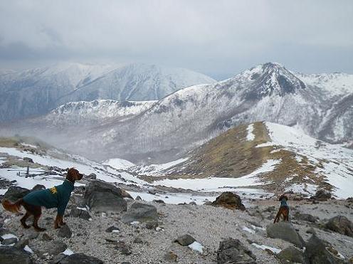 南月山と釜 0350