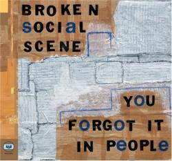 You Forgot It In People - Broken Social Scene 2nd